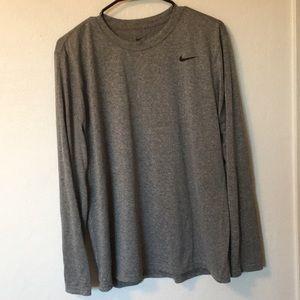 Nike Dri-fit longsleeve tee